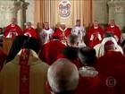 Segurança reforçada mantém fiéis distantes do Papa, em Jerusalém