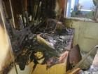 Prefeitura de Irani pega fogo; suspeita é que raio tenha atingido local