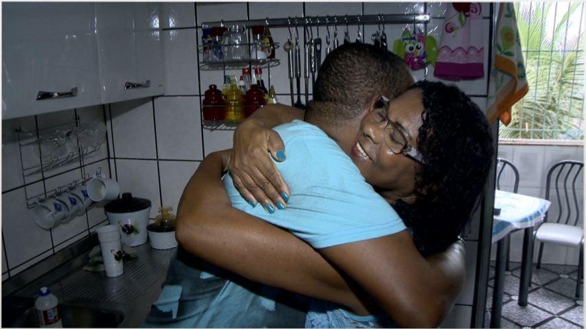 Finais felizes no quadro Desaparecidos  (Foto: Divulgação/ TV Gazeta)