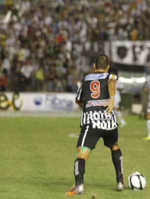 treze, botafogo-pb, final, campeonato paraibano, warley (Foto: Kleide Teixeira / Jornal da Paraíba)