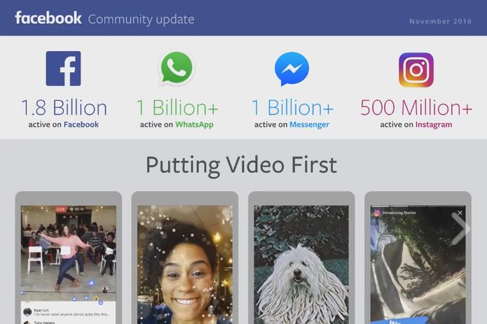 Novas ferramentas do Facebook prometem deixar o vídeo ao vivo mais atrativo  (Foto: Divulgação/Facebook)