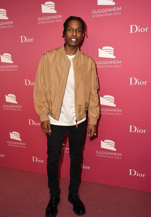 Em evento da Dior (Foto: Getty Images)