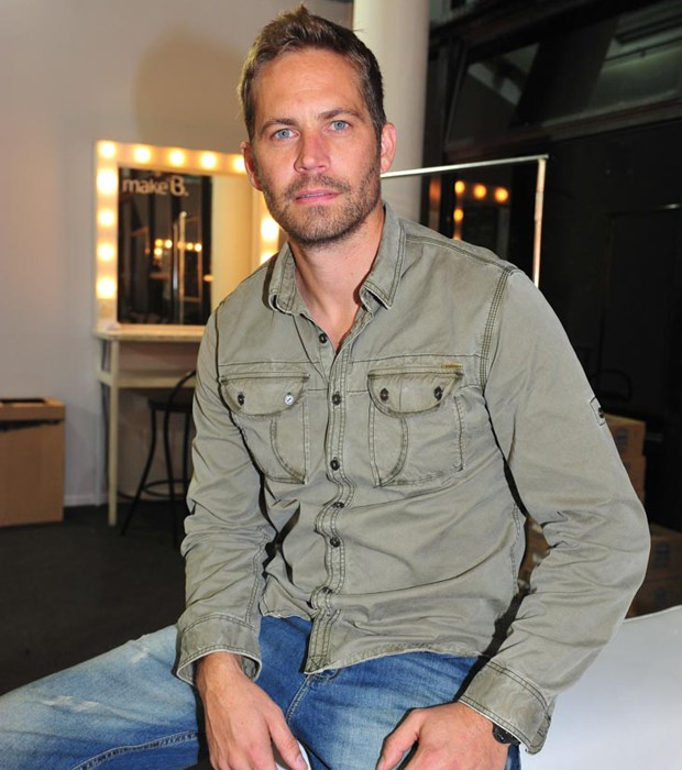 Paul Walker (Foto: Deco Rodrigues/ Revista QUEM)