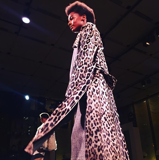 Nocturnal Animal at Tom Ford (Foto: @SuzyMenkesVogue)