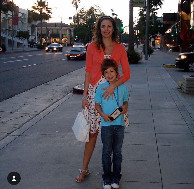 Luciana Gimenez e Lucas Jagger (Foto: Instagram/Reprodução)