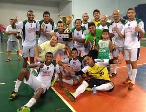 Tozzo é a atual campeã da Copa Rondônia (Foto: FFSR/ Divulgação)