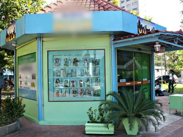 Bancas de revistas são cada vez mais raras em Manaus (Foto: Tiago Melo/G1 AM)