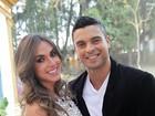 'Agora estou solteira', diz Bahls após ver fotos de ex-namorado com outras