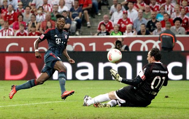 Rogerio Ceni jogo São Paulo e Bayern de Munique (Foto: Reuters)