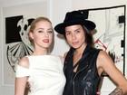 Amber Heard já foi presa por violência doméstica, diz site