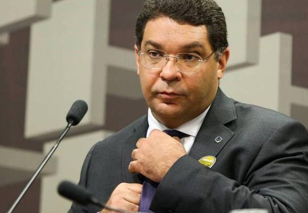 Mansueto de Almeida Junior, secretário de Acompanhamento Econômico do Ministério da Fazenda (Foto: Marcelo Camargo/Agência Brasil)