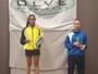 Com 12 anos, promessa do badminton do Brasil é campeã sub-17 na Bélgica