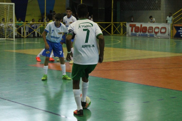 estreia, Copa TV Grande Rio de Futsal 2017 (Foto: Emerson Rocha)