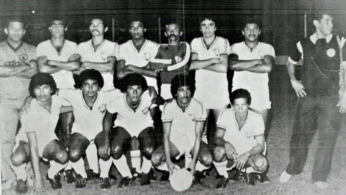 Futebol amador de Porto Velho (Foto: Walter Santos/Arquivo Pessoal)