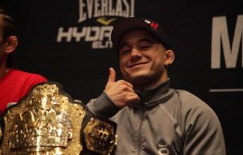 """Campeão do WSOF, Marlon Moraes se vê pronto para o """"sonho do UFC"""""""