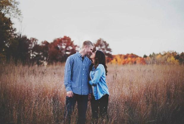 O casal Fussy: os dois hoje estudam na Universidade do Estado de Minnesota, nos EUA (Foto: Reprodução / Facebook)