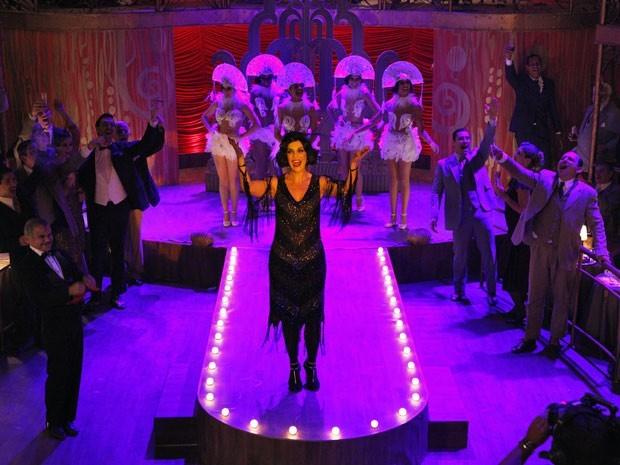 ivete sangalo como maria machadão (Foto: Gabriela/TV globo)