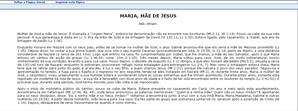 Termo Enciclopédia Bíblica