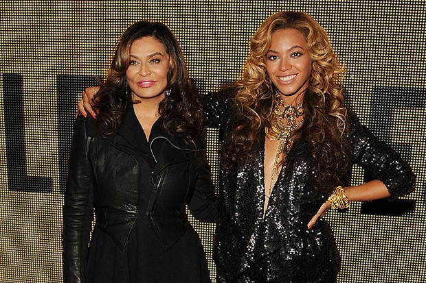 Tina Knowles Lawson e Beyoncé (Foto: Getty Images)