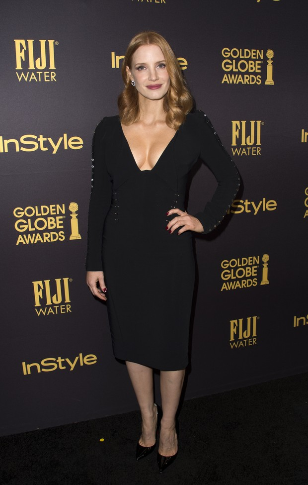 Jessica Chastain (Foto: AFP)