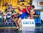 Atletas da luta olímpica disputam Brasileiro Júnior em São José-SP