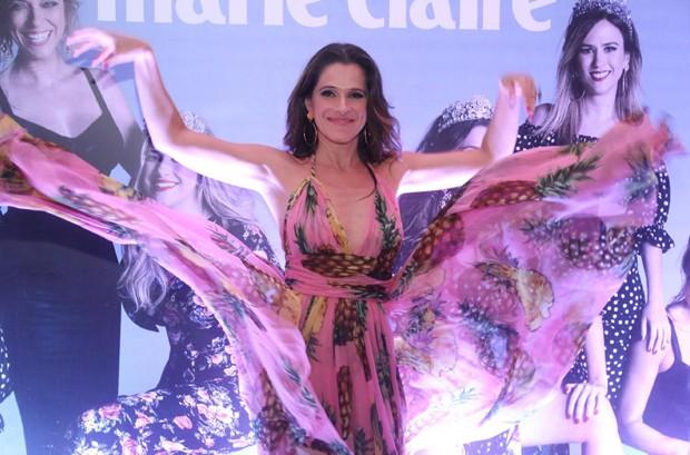 Ingrid Guimarães (Foto: Wallace Barbosa e Daniel Pinheiro/AgNews)