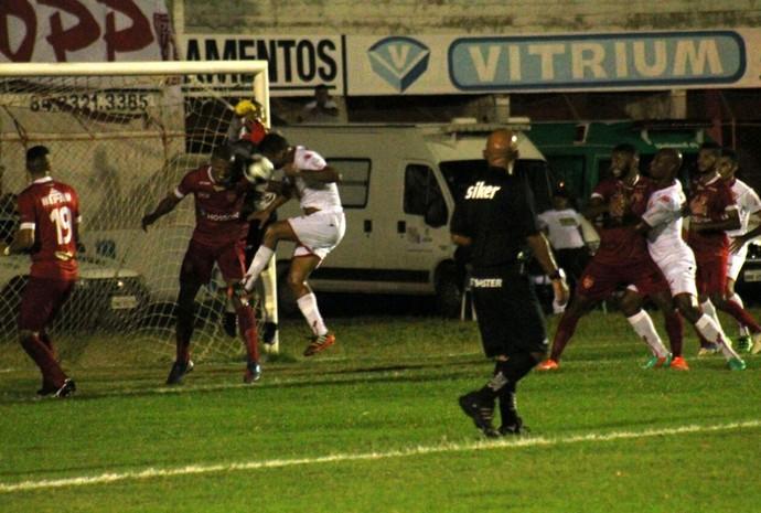 Potiguar de Mossoró x América-RN Estádio Nogueirão (Foto: Canindé Pereira/América FC/ Divulgação)