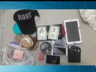 Trio é preso suspeito de tráfico de drogas na Zona Norte