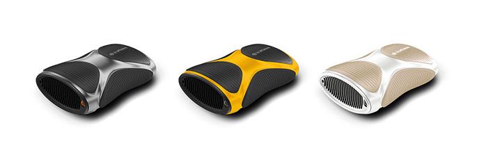 Carregador tem três diferentes versões (Foto: Divulgação)