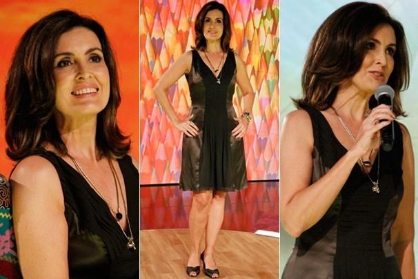 Fátima Bernardes (Foto: TV Globo/ Nathalia Fernandes)