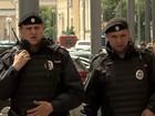 Rússia quer manter longe ameaça do terrorismo durante a Copa do Mundo