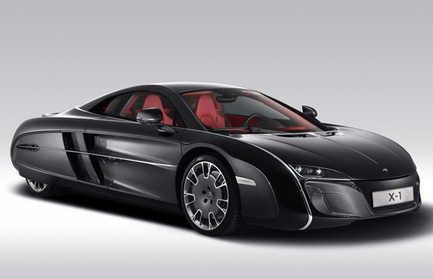 McLaren X-1 (Foto: Divulgação)