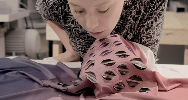 MIT cria roupa de ginástica que esfria o corpo quando você sua