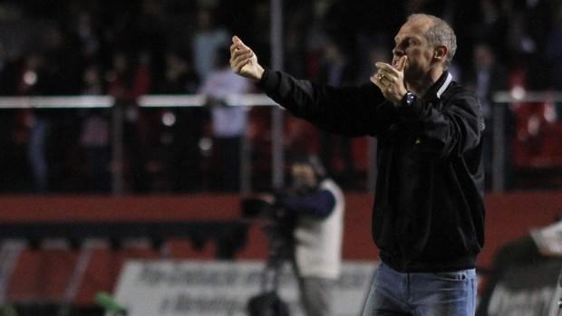 Silvio Criciúma auxliar técnico Criciúma (Foto: Fernando Ribeiro / Criciúma EC)