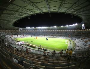 Estádio do Mineirão Atlético-mg x Flamengo (Foto: Cristiane Mattos / Agência Estado)
