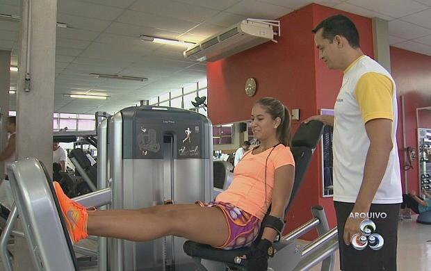 Prática de exercício físico ajuda a prevenir a doença (Foto: Amazonas TV)