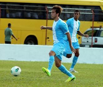 Caio Ribeiro - lateral do Paysandu Sub-20 (Foto: Tadeu Verderosa/Ascom Paysandu)