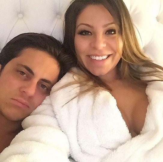 Thammy Miranda e a namorada Andressa (Foto: Instagram / Reprodução)