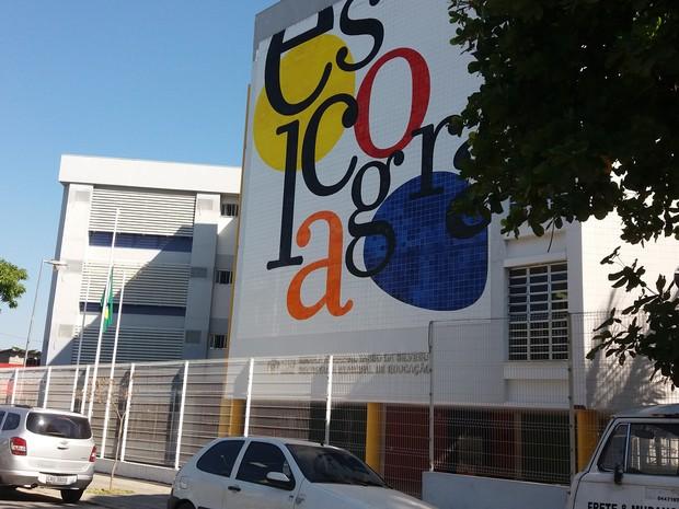 Massa em escola de Realengo completa cinco anos (Foto: Janaína Carvalho/G1)