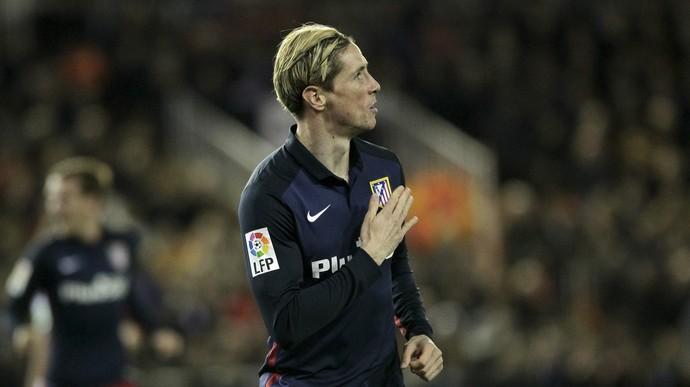 Fernando Torres Valencia x Atlético de Madrid (Foto: Reuters)