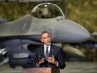 Obama tranquiliza aliados do Leste Europeu sobre a Ucrânia