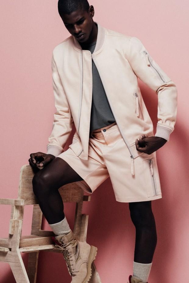 O inverno 2015 da Piet: estética minimalista e perfume militar (Foto: Divulgação)