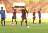 """Silva prioriza treinos de posse de bola na AFE: """"Temos tido dificuldades"""""""
