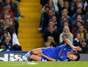 John Terry chelsea gol liverpool (Foto: Agência Reuters)