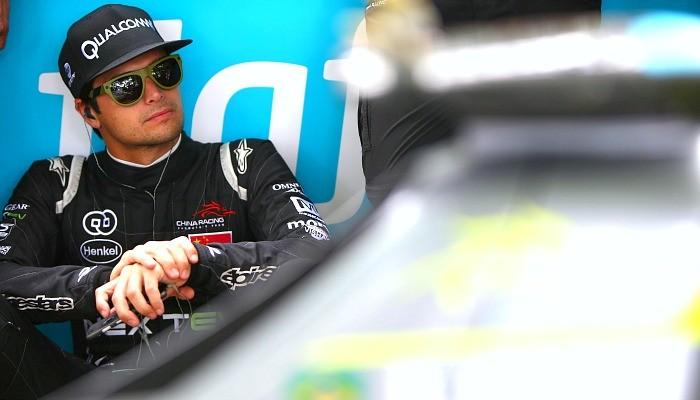 Nelsinho Piquet na Fórmula E
