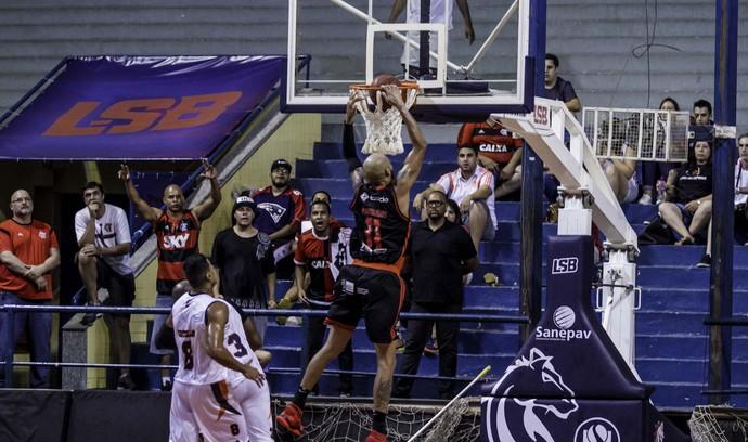 Liga Sorocabana LSB x Flamengo, NBB 9, Marquinhos (Foto: Murilo Amadei / LSB)