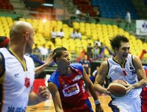 São José x Tiburones Liga Sul-Americana (Foto: Divulgação/FIBA)