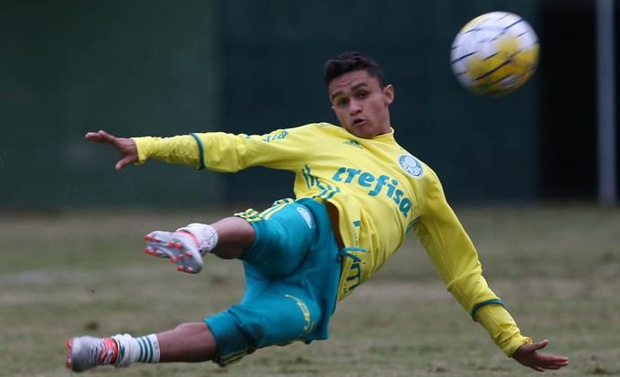 Erik Palmeiras (Foto: Cesar Greco/Ag Palmeiras/Divulgação)