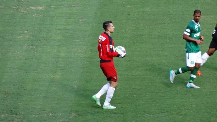 Atlético-MG; Victor (Foto: Rafael Araújo)