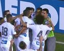 Santos e Palmeiras foram surpreendidos pela aplicação tática dos adversários na Libertadores